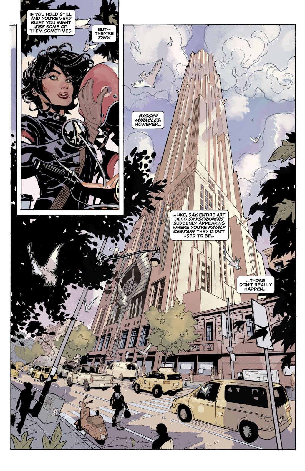 They Built This City: Delving into Matt Fraction's 'Adventureman'