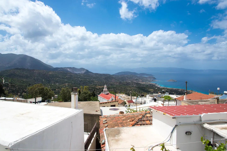 Mirsini Village