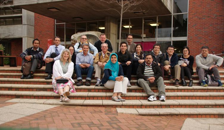 IGLC 23 Summer School Professors and Research Students