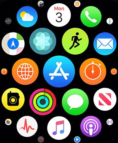 Image result for watchos 6 appstore