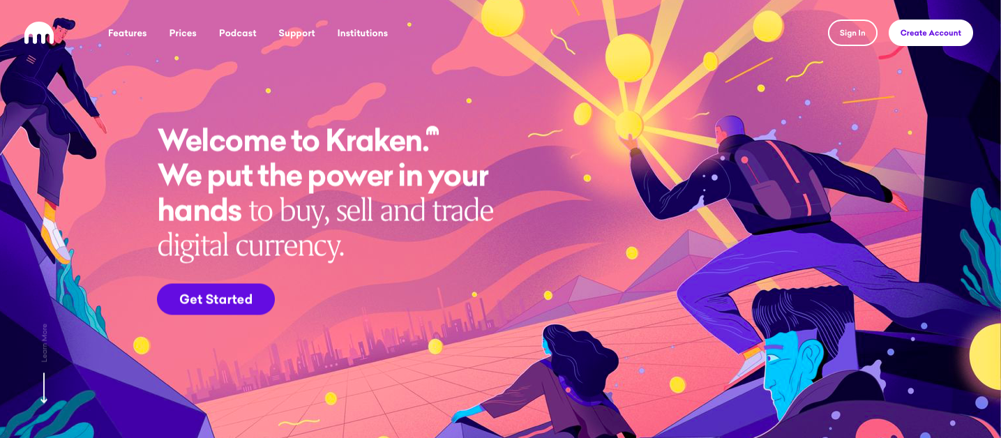 kraken exchange review safetrading