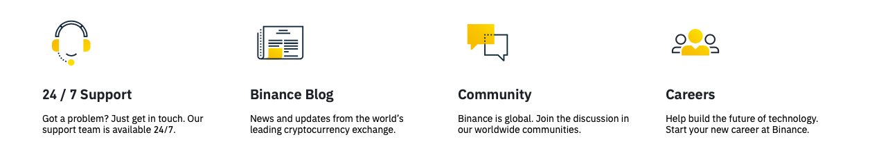 binance advantages and disadvantages