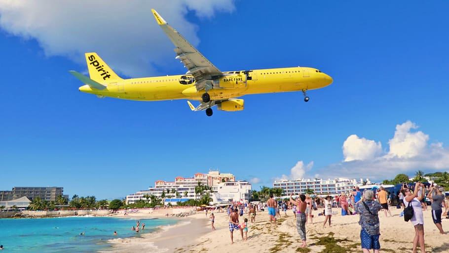 St Maarten Opening To American Tourists