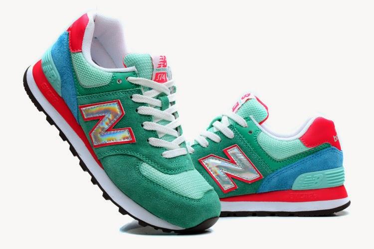 zapatillas nike y new balance