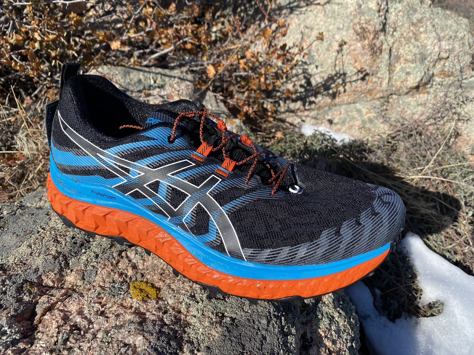 Road Trail Run: ASICS Trabuco Max Multi Tester Review- Rock and ...