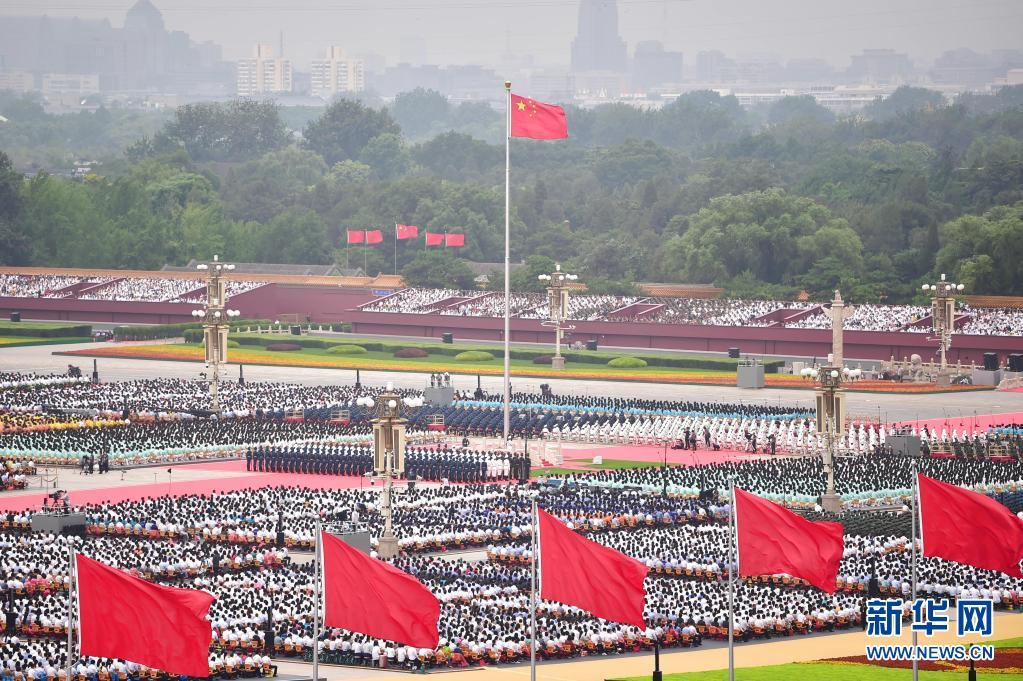سخنرانی رهبر چین در مراسم گرامیداشت صدمین سالگرد تاسیس حزب کمونیست چین_fororder_1127614586_16251059421371n