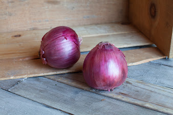 Photo of the share - Red Onion