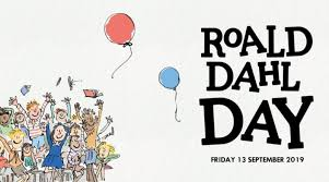 Image result for roald dahl day