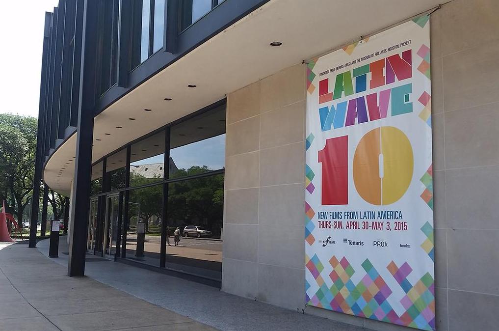 Museum of Fine Arts Houston Latin Wave 10 via Twitter @MFAHFilms