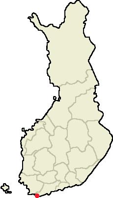 Bildresultat för ekenäs karta