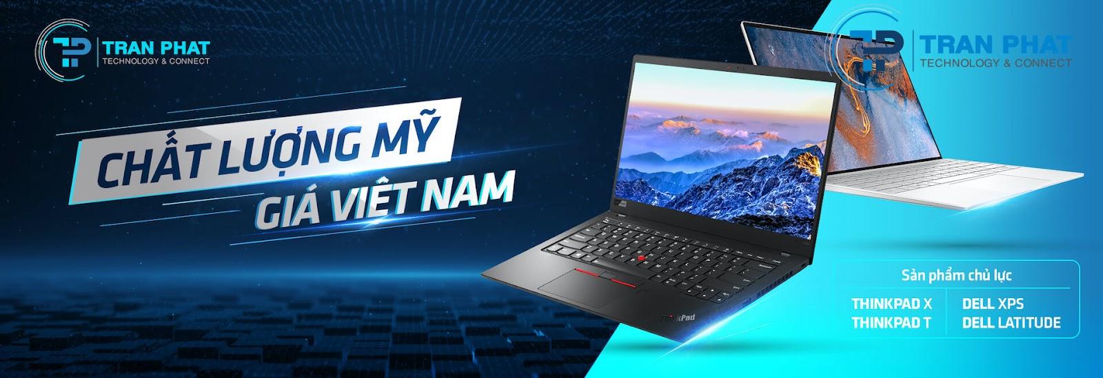 Laptop Trần Phát - địa điểm mua laptop uy tín tại TPHCM
