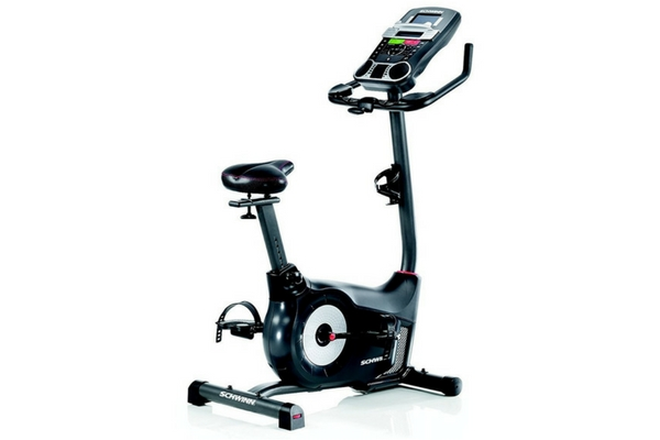 Upright bike example