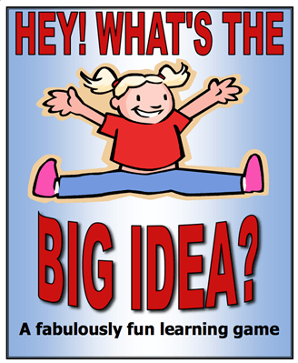 Hey, What's the Big Idea: Main Idea and Detail Game Download