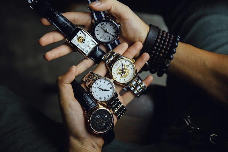Galle Watchthương hiệu cung cấp đồng hồ nam size 38 hàng đầu Việt Nam