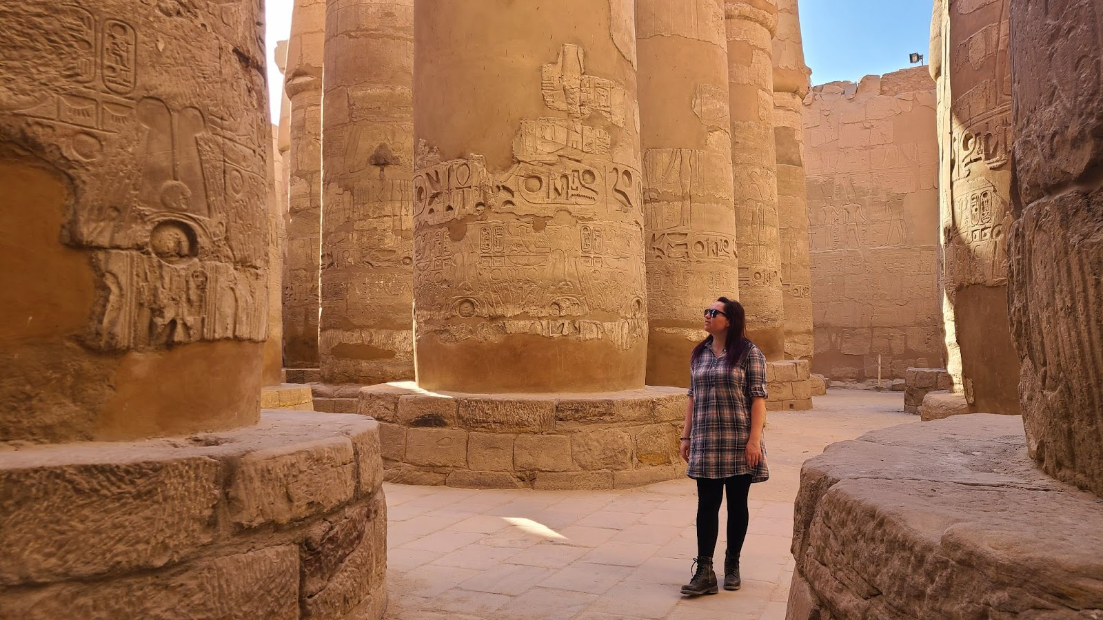 Exploring the Karnak Temple Complex in Luxor