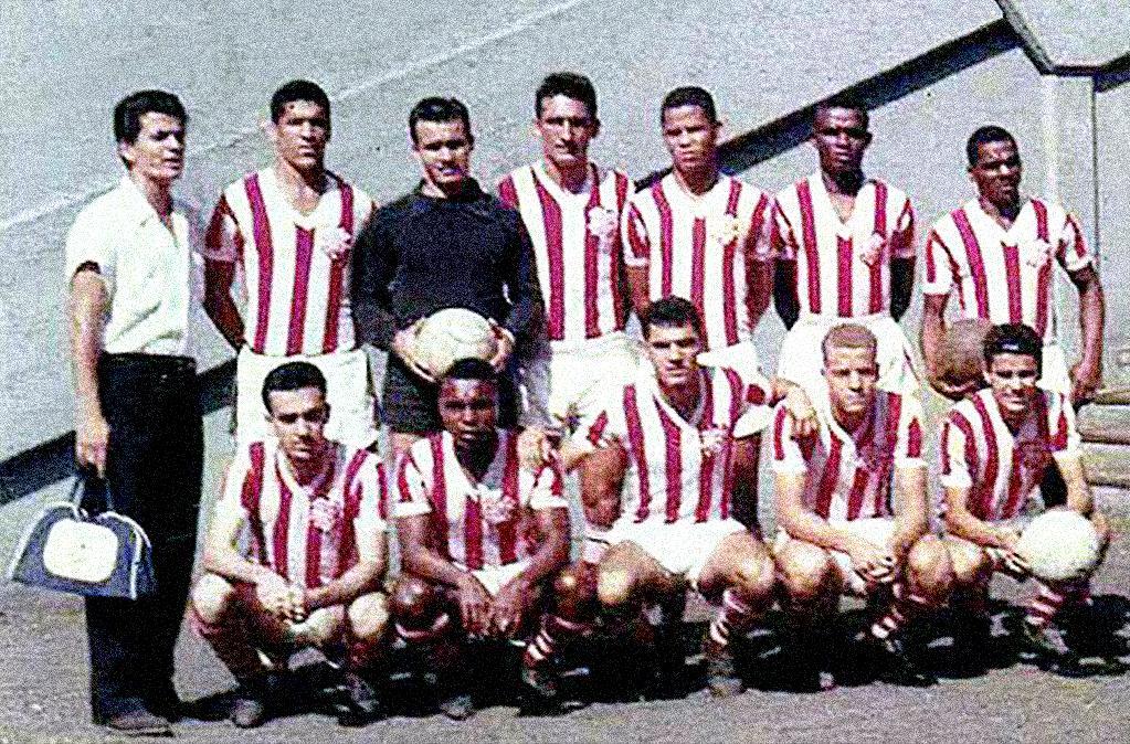 BANGU, CAMPEÃO DO MUNDO DE 1960
