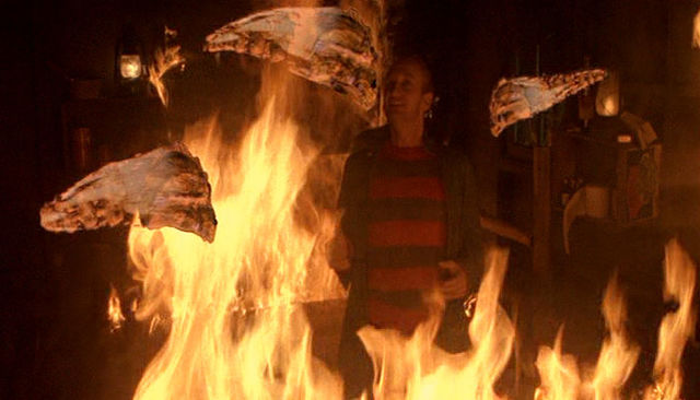 Image result for burning freddy krueger