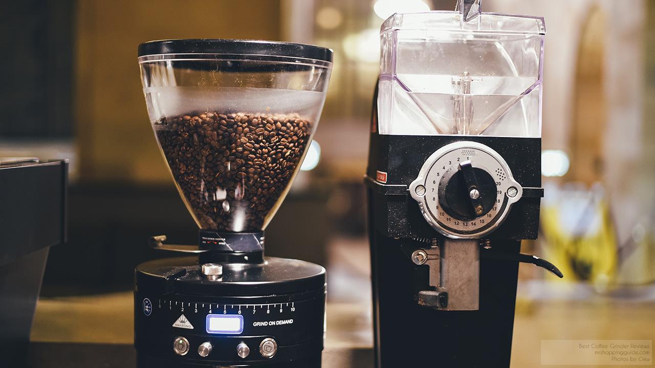 การดูแลรักษาเครื่องบดกาแฟ 02
