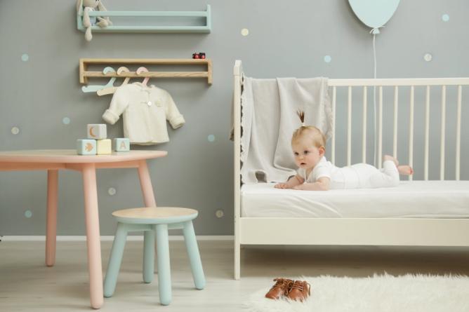 想寶寶睡得好新手媽媽就要做好不同的準備