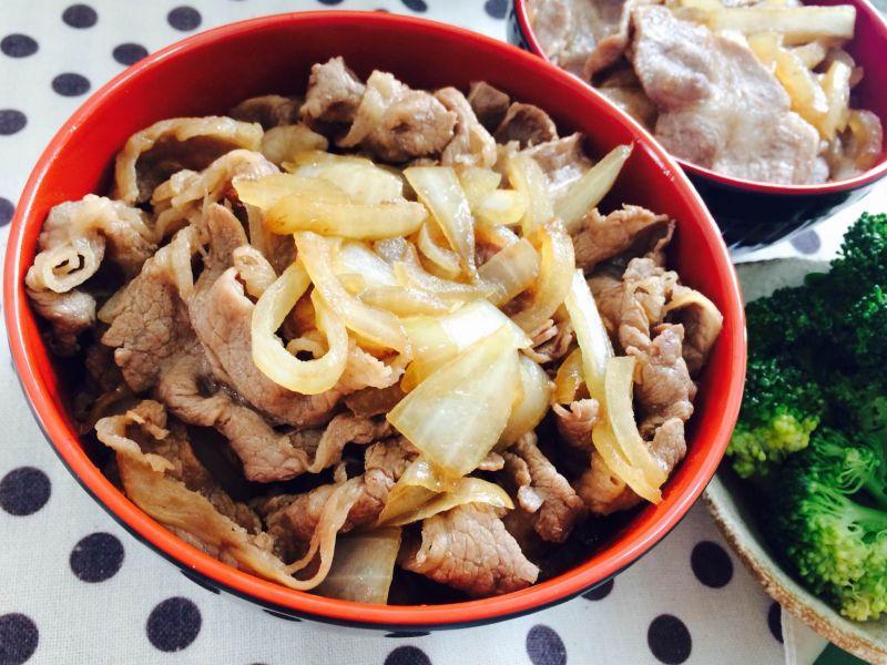 吉野家牛肉飯