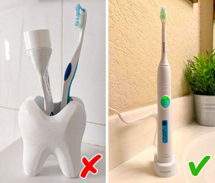 4 dấu hiệu cho thấy bạn đang đánh răng sai cách - Ảnh 6.