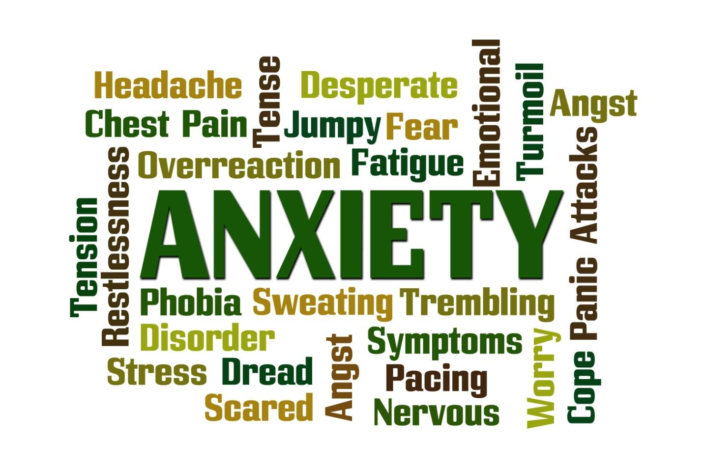 Common Anxiety Disorders and Their Causes   by Ahmed Faizan Sheikh   Medium