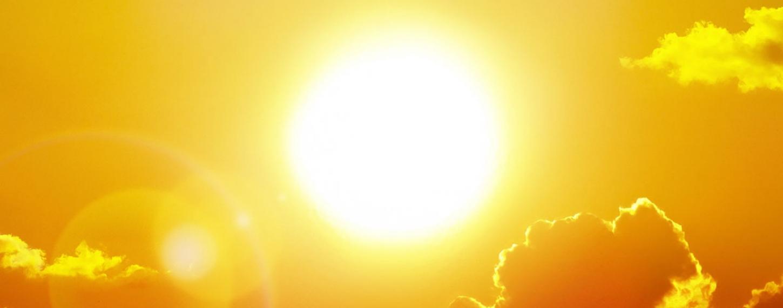 sun blue light source