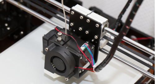 3D printer for fused deposition molding