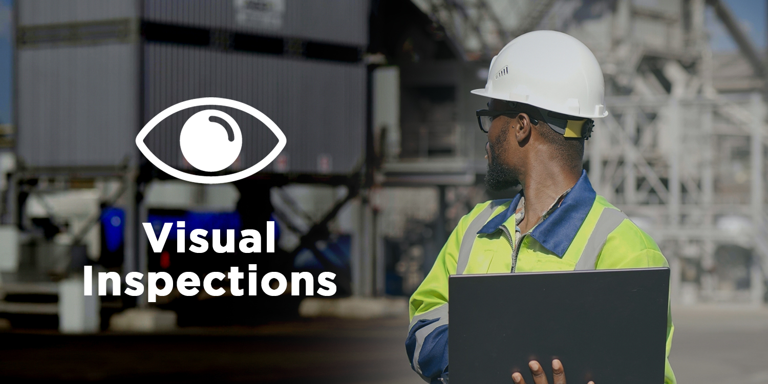visual industrial inspection
