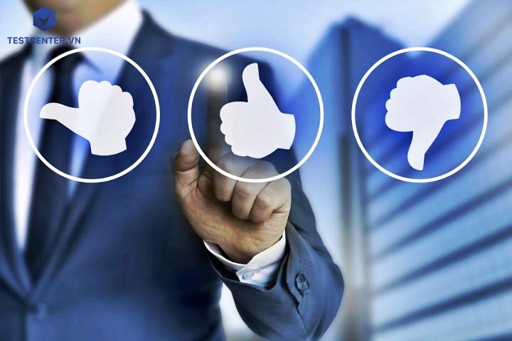 nhận xét đánh giá nhân viên thử việc