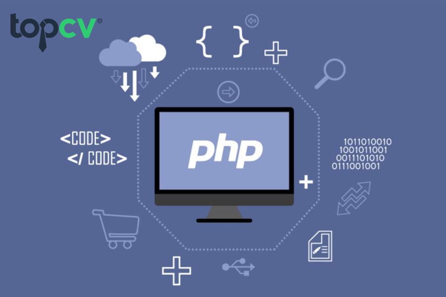 lập trinh viên PHP hình ảnh