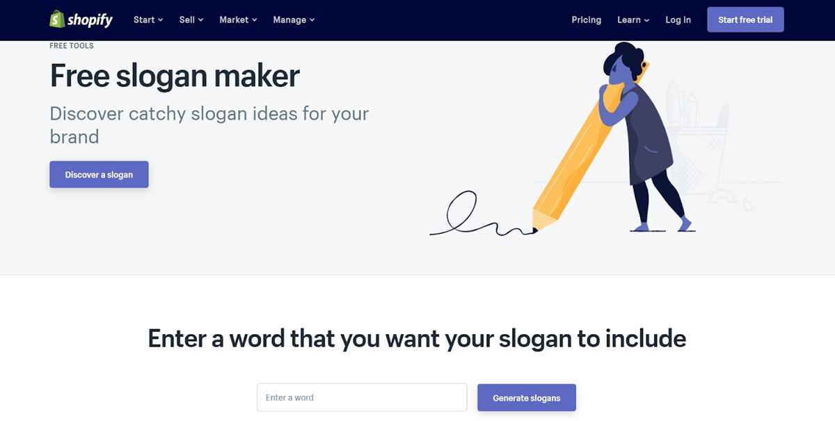best Slogan maker app