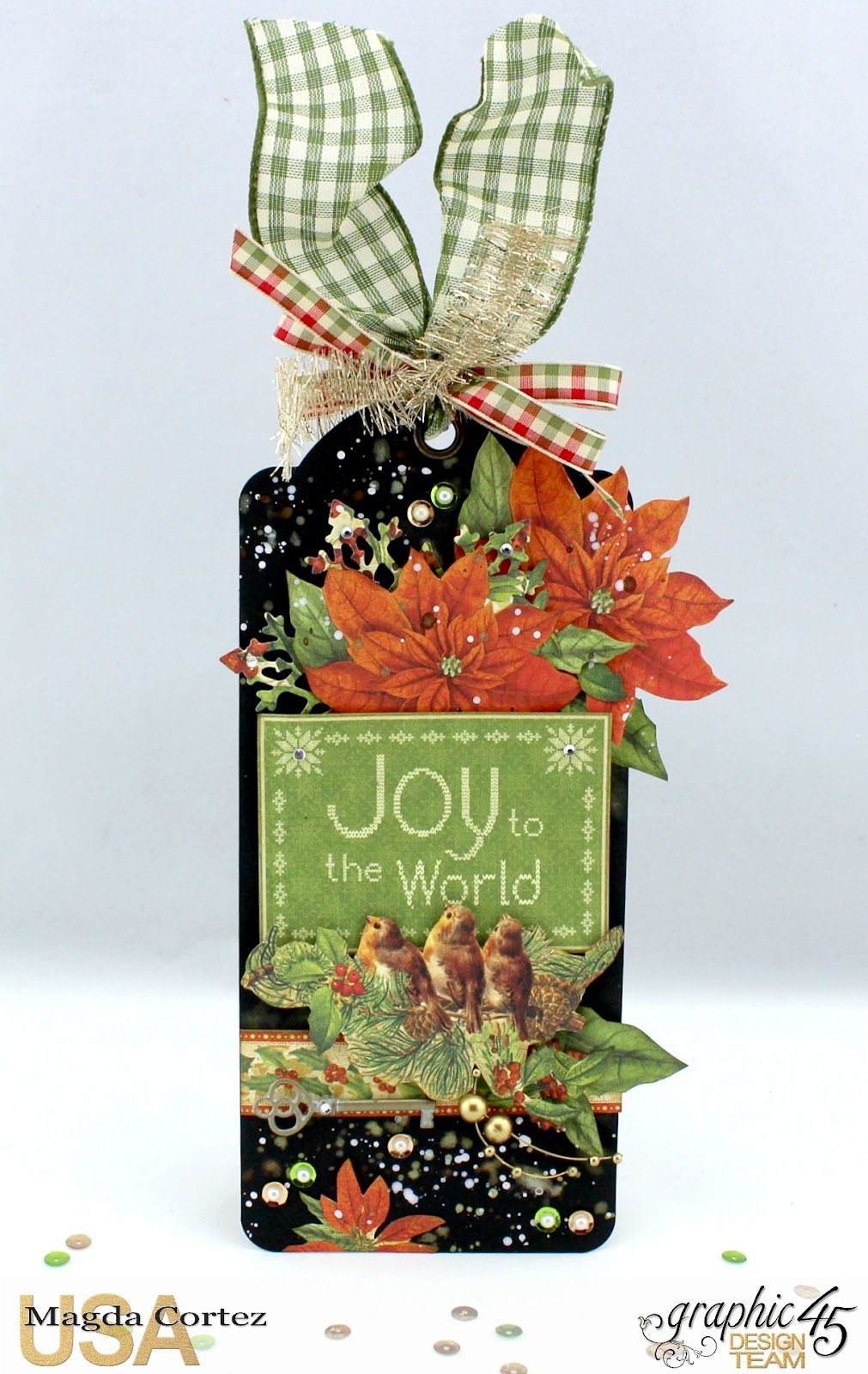 Joy Set of Tags, Winter Wonderland, By Magda Cortez, Product by Graphic 45, Photo 03 of 09.jpg