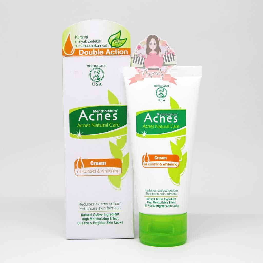 Acnes Oil Control & Whitening Cream
