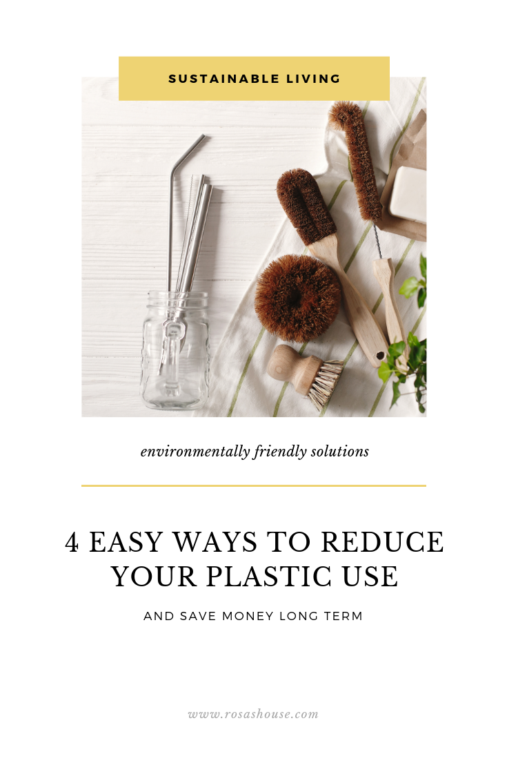 Simply, easy to implement eco-friendly solutions to help you lead a more sustainable lifestyle and cut down your plastic use. Easy household swaps for reusable!