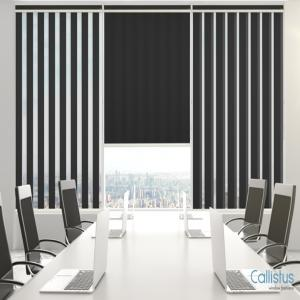 Image result for office curtains
