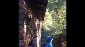 asbestos eaves removal