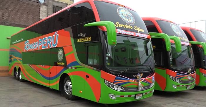 Ronco Perú Servicio Sipan VIP
