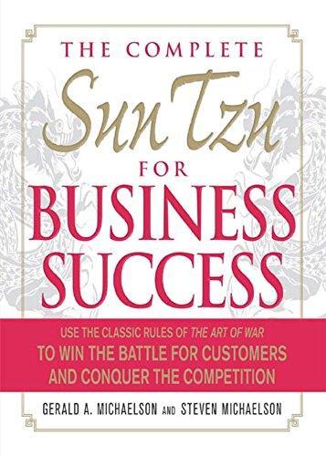 Amazon.com: The Complete Sun Tzu for Business Success: Use the ...