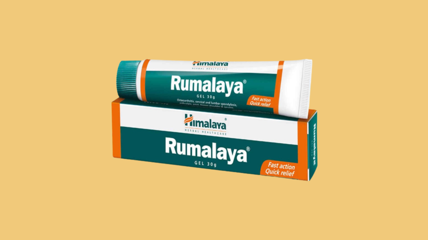 10. Himalaya Rumalaya Gel