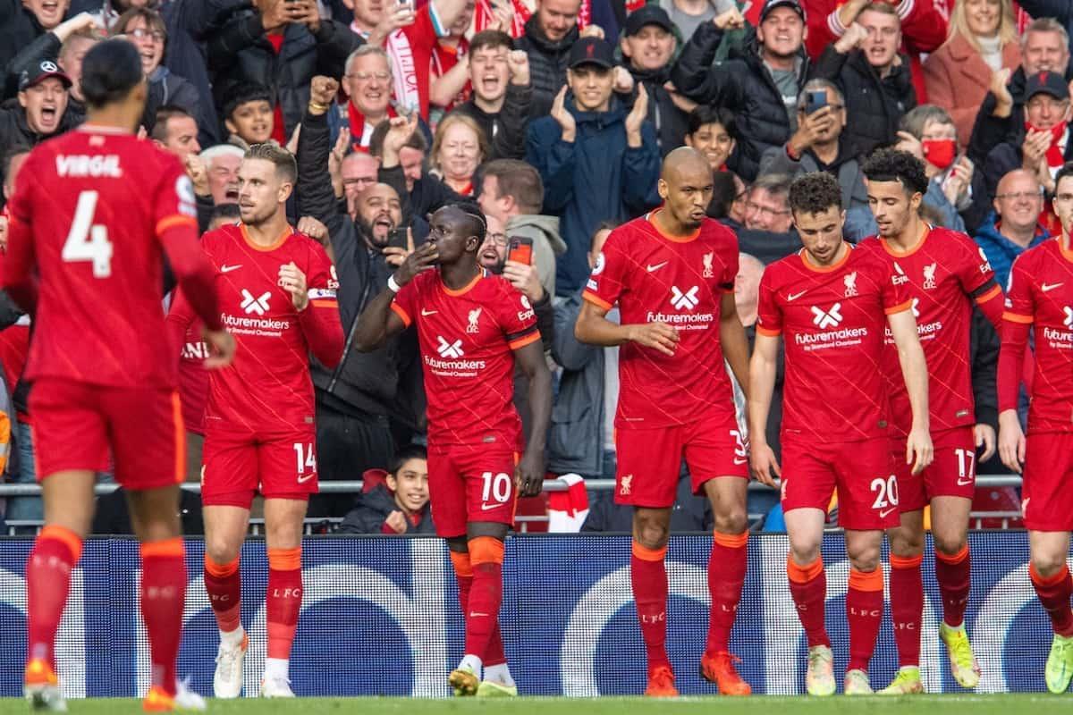 Liverpool đang có tinh thần thi đấu rất tốt