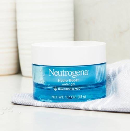 Kem dưỡng ẩm cho da khô Neutrogena Hydro Boost Water