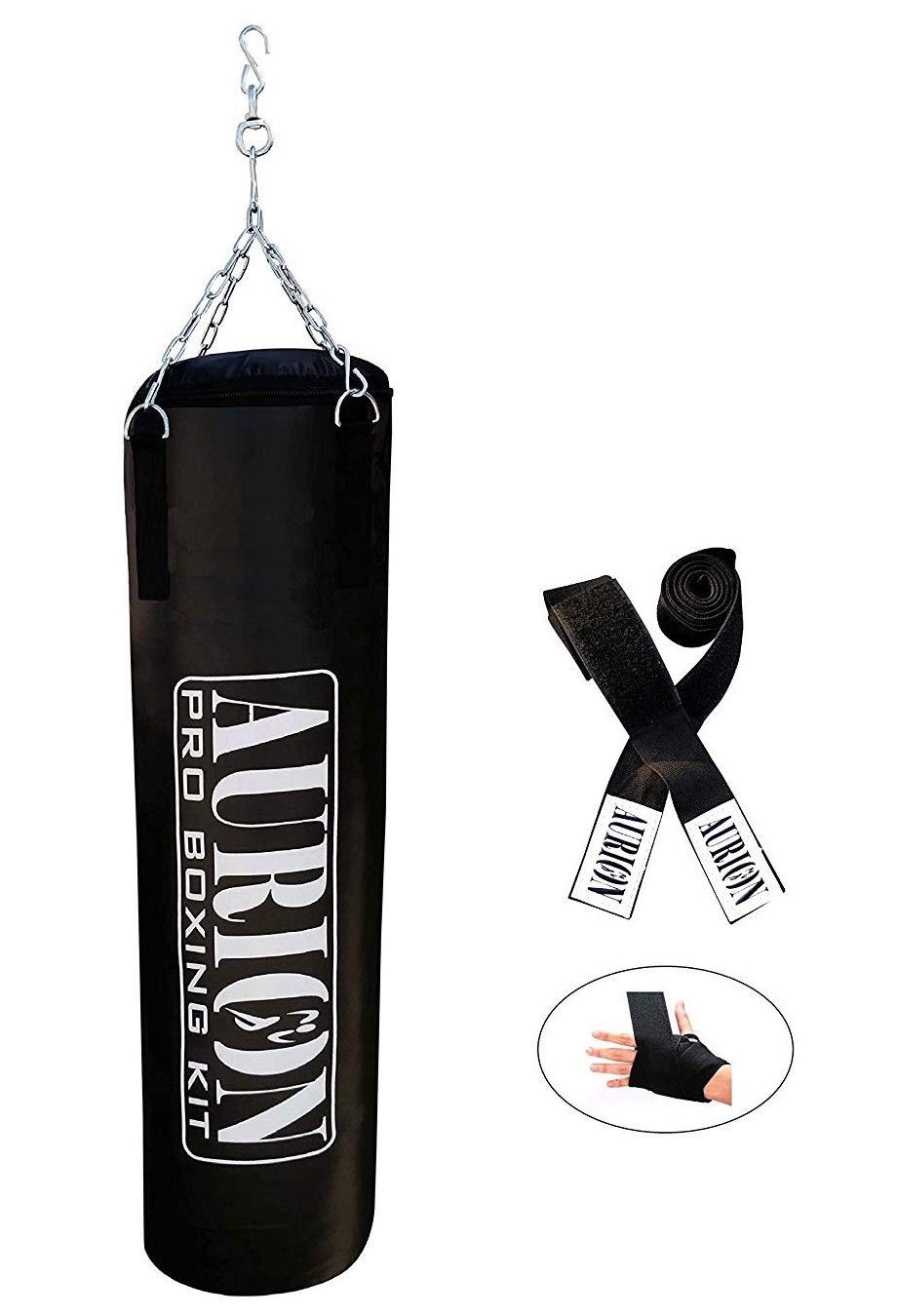Aurion Filled Heavy Punch Bag
