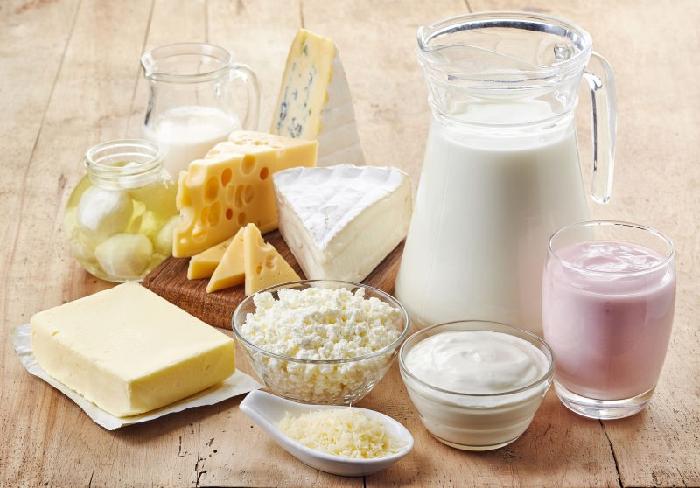 Các loại thực phẩm cung cấp Lactose chủ yếu cho cơ thể.