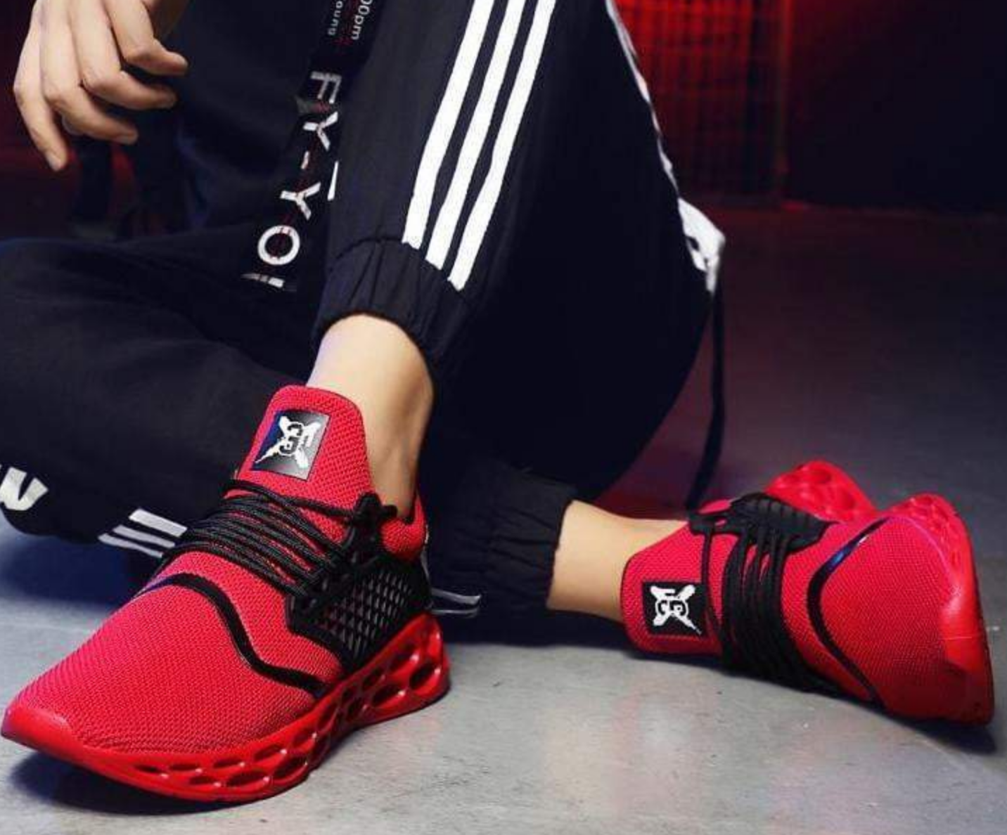 Fashion Meets Fitness   ROVUX Footwear