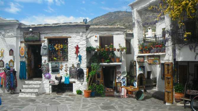 Pampaneira, Alpujarras - Andalousie (Espagne)