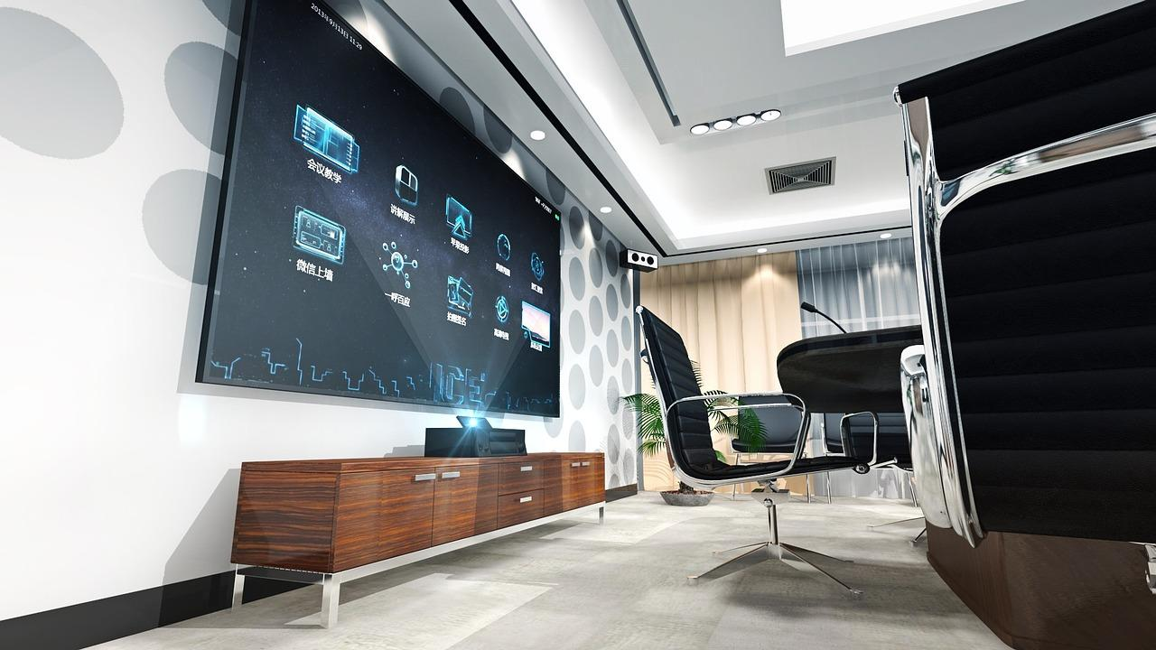 set-top boxes,conference,interior design,tv,multi-screen,office,conference room,free pictures, free photos, free images, royalty free, free illustrations, public domain
