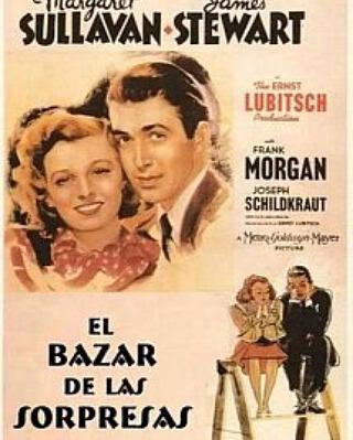 El bazar de las sorpresas (1940, Ernst Lubitsch)