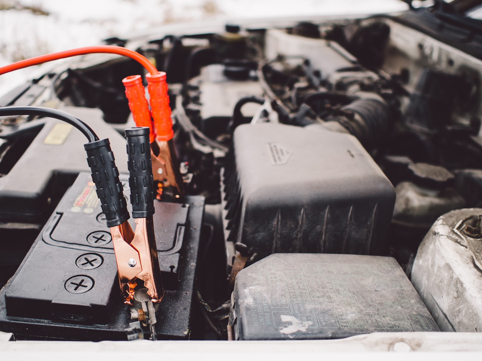 How To Jump Start A Car Blog Urgently First Connect The Black Wire Of This Cable Second Lead Next With Live Battery Will Immediately Charging Dead In Some Cases Be Able