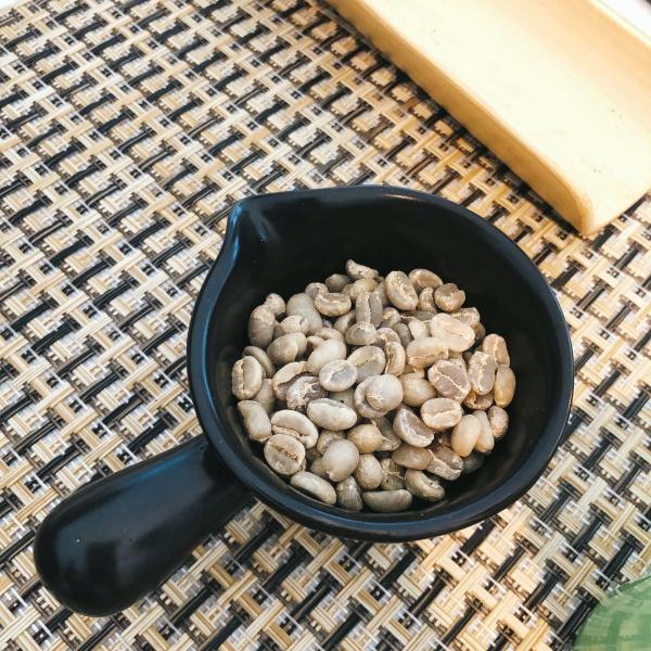 山思雲想-職人體驗-咖啡豆烘豆